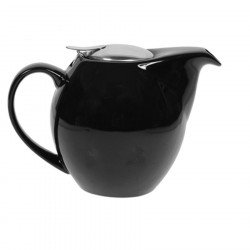 Black Ball Teapot 1L