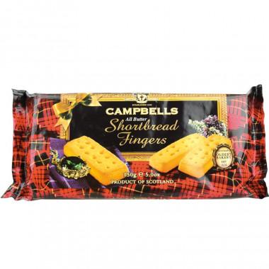 Campbells Shortbread Fingers 150g