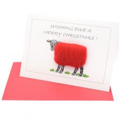Carte Postale Merry Christmas - Joyeux Noël