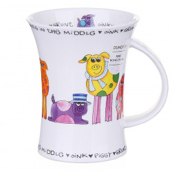 Mug Animal Fun Dunoon 330ml