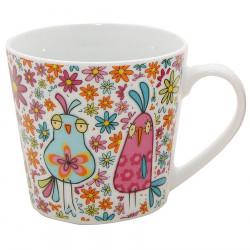 Mug Ditsy Birds 325ml
