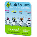 Sheep Irish Seasons Coaster
