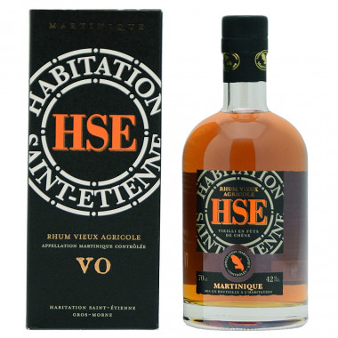 Habitation Saint-Etienne HSE VO Oak Casks 70cl 42°