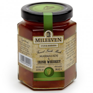 Marmelade Irish Whiskey Mileeven 225g