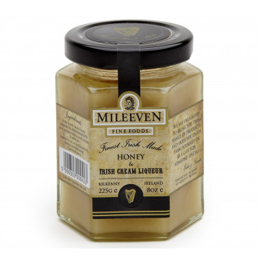 Mileeven Irish Cream Liqueur Honey 225g