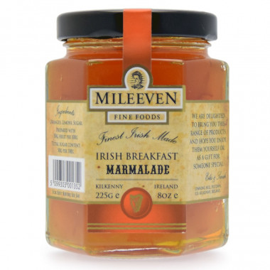 Marmelade Irish Breakfast Mileeven 225g