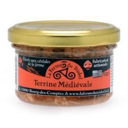 Terrine Médiévale La Ferme du Triskel 80g