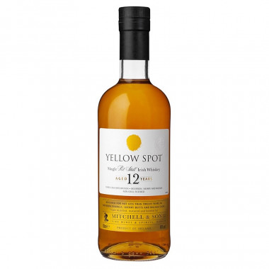 Yellow Spot 12 ans Single Pot Still 70cl 46°