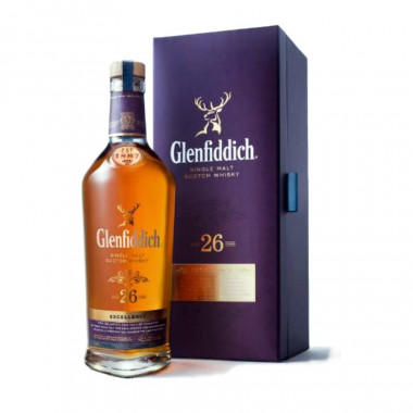 Glenfiddich Excellence 26 Years Old 70cl 43°