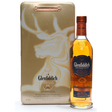 Glenfiddich Anniversary Edition 125 Years Old 70cl 43°