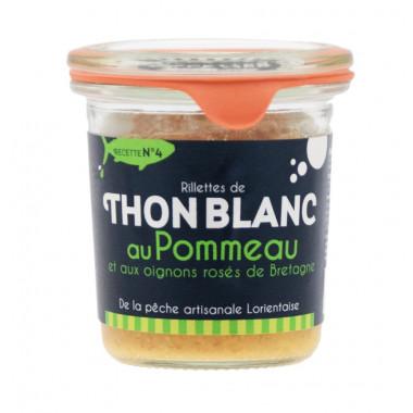 Albacore Tuna Rillettes with Pommeau 105g
