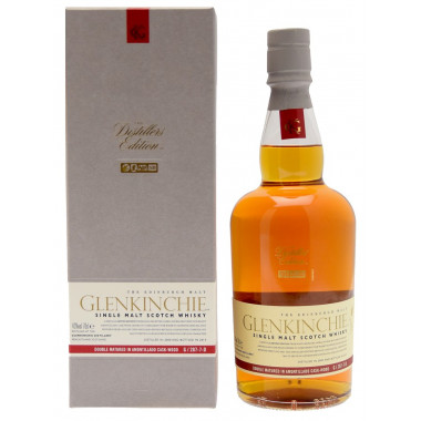 Glenkinchie Distillers Edition 2000 Amontillado Finish 70cl 43°