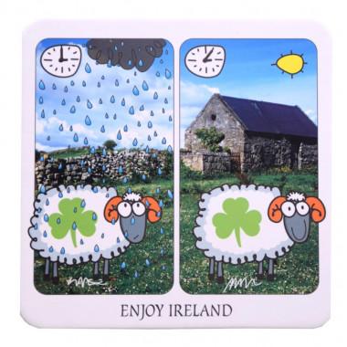 Enjoy Ireland Coaster