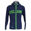 Lansdowne Ireland Navy & Green Polar Jacket
