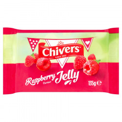 Jelly Chivers Framboise 135g