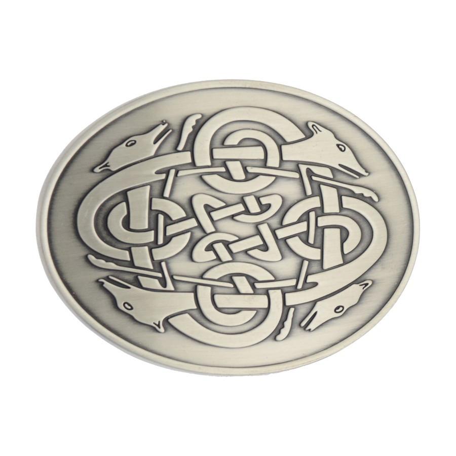 Boucle de Ceinture Celtique Cúchulainn 3e314fe4e2f
