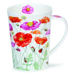 Mug Poppies Dunoon 500ml