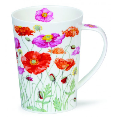 Dunoon Poppies Mug 500ml