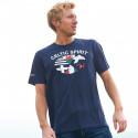 T-shirt Marine Celtic Spirit