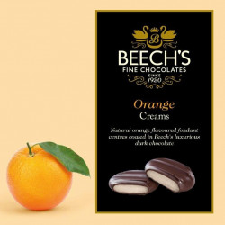 Chocolats Orange Creams Beech's 90g