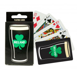 Irish Stout Playing cards