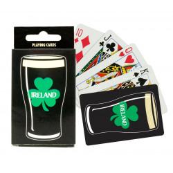 Irish Stout Playing cards