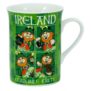 Mug Leprechauns 280ml