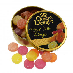 Queen's Delight Citrus Mix Drops 150g