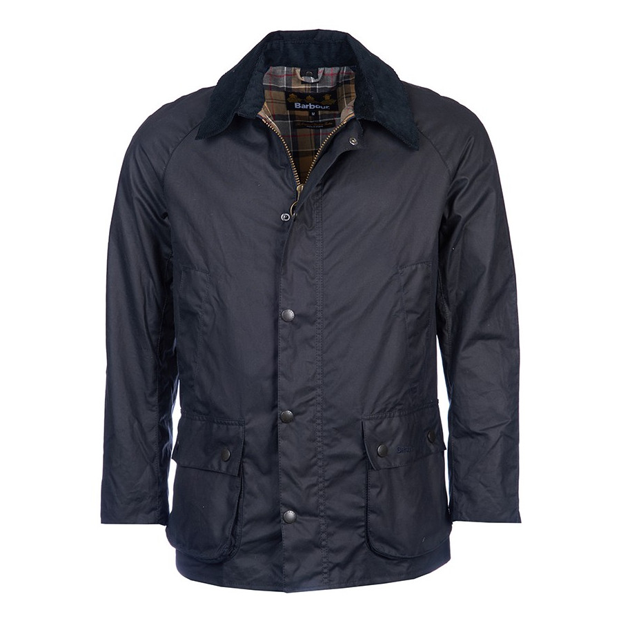 Barbour Classic Navy Bedale Jacket