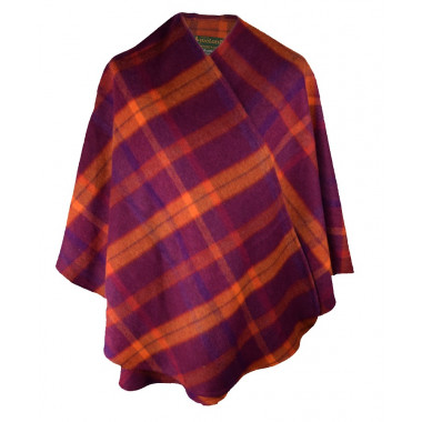 John Hanly Lambswool Cape