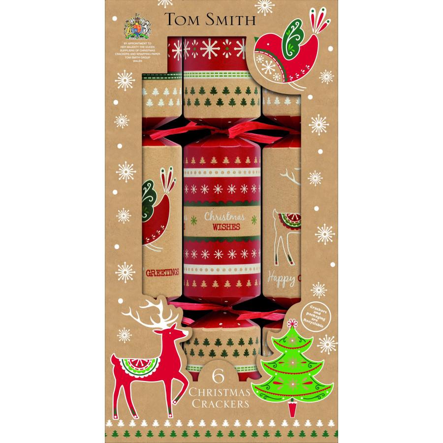 christmas crackers papillotes de no l le comptoir irlandais. Black Bedroom Furniture Sets. Home Design Ideas
