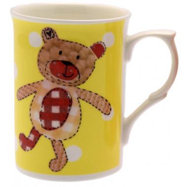 Mug Patchwork Ted 300ml