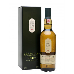 Lagavulin 12 ans 16th Release 70cl 57.7°