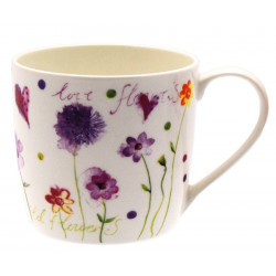 Mug Flowers Fields 350ml