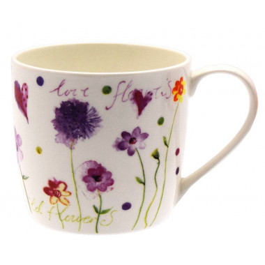 Flowers Fields Mug 350ml