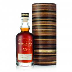 The Balvenie 50 ans 70cl 45.4°/ 45.9°
