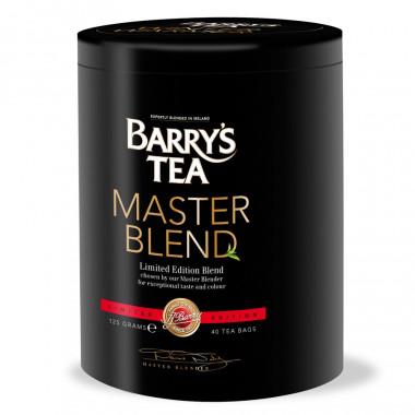 Barry's Thé Master Blend 40 sachets 125g