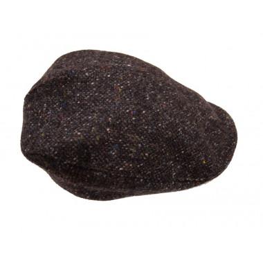 Casquette Gris Chiné Hanna Hats