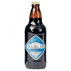 Guinness Dublin Porter 50cl 3.8°