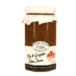 Fig & Ginger Preserve Cottage Delight 340g