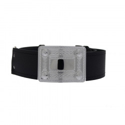 Velcro Belt Celtic Buckle