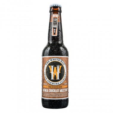 White Sow Oatmeal Chocolate Milk Stout 33cl 5.2°