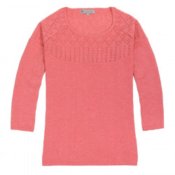 Pull Ajouré Corail Out Of Ireland