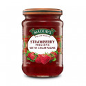 Champagne and Strawberry Preserve Mackays 340g