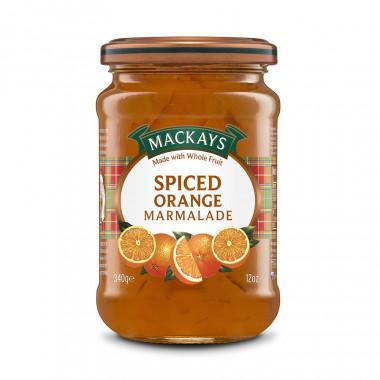 Spicy Orange Marmelade Mackays 340g