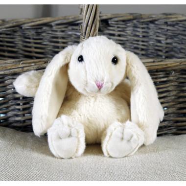 Creme Cuddly Bunny 18 cm