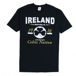 T-shirt Ireland 1916 Noir