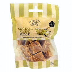 Cottage Delight Plain Fudge 100g