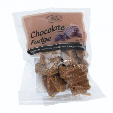 Chocolate Fudge Cottage Delight 100g