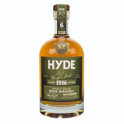 Hyde N°3 Single Grain Finition Bourbon 70cl 46°